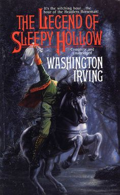 The Legend of Sleepy Hollow Have loved this since I was little. Adore each retelling.