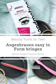 Wax Strips, Brow Wax, Form, Makeup, Brows, Tutorials, Eye Brows, Beauty Tutorials, Organic Beauty