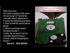 how to repair a dead hard drive controller