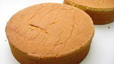 Butter Cake Recipe - Yeners Way Cake Decorating Tutorials Food Cakes, Cupcake Cakes, Bolo Vegan, Vegan Cake, Bolo Diy, Brazillian Food, Cake Receipe, Ganache Recipe, Baking Business