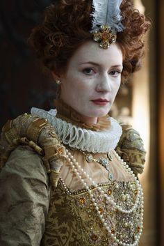 Elisabethan style garb