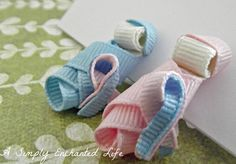Infant Loss Awareness Ribbon Sculpture project