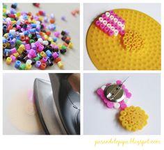 pasandolopipa: pasos con hama bead o pyssla