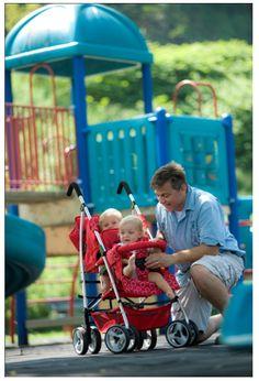 Kinderwagon Hop Tandem Stroller Review