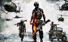 Battlefield Bad Company HD Wallpaper-4