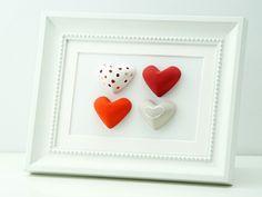 Herz Bild | Dekoration | Geschenk  von von Herzen  auf DaWanda.com