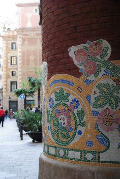 Palau de la Musica Catalana Barcelona, Spain | Palau De La Música Catalana | Flickr - Photo Sharing!