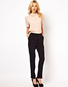 #BlackPants are as perfect for the office as they are glammed-up for the weekend. Reg$76 Now$48 #ClosetStaple