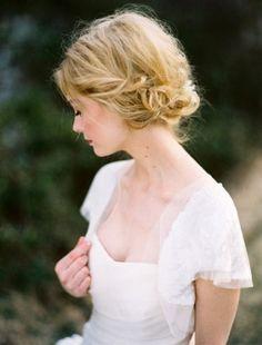 #wedding #hair #bridal #hairstyle