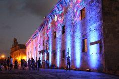 """Ministerio de Cultura anuncia celebración de  """"La Noche Larga de los Museos versión Verano""""                     Museo de las Casas Reales"""
