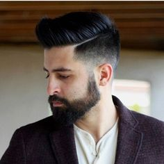Men's hair #style #haircut