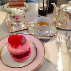 Harrods Tea    Thanks to @sylviahagymassy