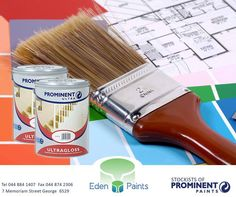 A high performance superior quality water based pure acrylic enamel. Prominent Ultra Gloss is available in the following sizes: 1 Litre, 5 Litre and 20 Litre. Get it at #EdenPaints #Prominent #UltraGloss