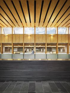 Michael Green Architecture Inc. North Vancouver City Hall, North Vancouver, BC  projects completed as McFarlane | Green | Biggar Architecture + Design Inc.