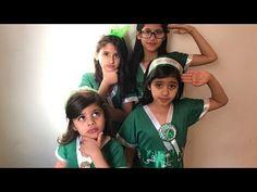 حمده واخواتها تجهيزات اليوم الوطني | ام شعفه تغني في الشارع | لايفوتكم ! 🇸🇦💚 - YouTube Seasons Posters
