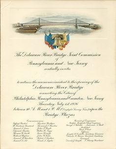 invitation for C.C. Powell
