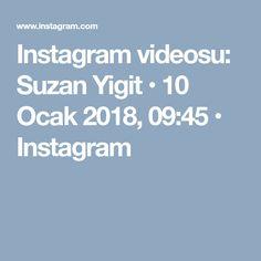 Instagram videosu: Suzan Yigit • 10 Ocak 2018, 09:45 • Instagram