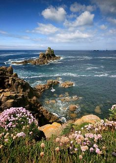 Land's End, Cornwall, UK. Photo by Angie Latham (scheduled via http://www.tailwindapp.com?utm_source=pinterest&utm_medium=twpin&utm_content=post5694394&utm_campaign=scheduler_attribution)