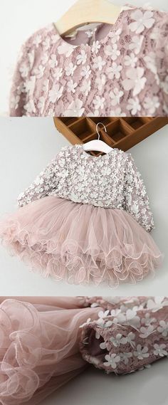 6566f2294 55 Best Baby girl birthday dress images