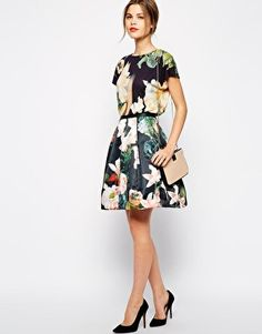 Can I have this please? Thanks.  Ted Baker Opulent Bloom Co-ord