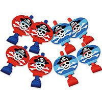 Pirate Party Blowouts #partysupplies