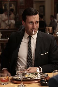 "Jon Hamm as Don Draper from ""Mad Men"". He's so handsome, cool and is the one only Don Draper. Jon Hamm, Mad Men Don Draper, Macys Mens, Men Tv, Mad Men Fashion, Elegant Man, How To Look Handsome, Favorite Tv Shows, Favorite Things"