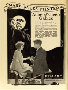 Mary Miles Minter in Anne of Green  Gables _   Film Daily 1919