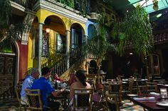 Escape to Old Havana