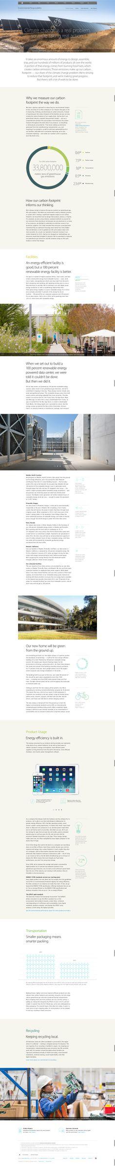 Apple company page