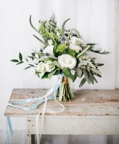 soft blue bouquet with veronica + thistle. I know its a wedding bouquet, but I love it! Chic Wedding, Floral Wedding, Wedding Ideas, Trendy Wedding, Wedding Vintage, Wedding Inspiration, Wedding Themes, Wedding Colors, Wedding Greenery