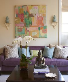 Living Room   Jenny Wolf Interiors   Dering Hall Design Connect In partnership with Elle Decor, House Beautiful and Veranda.