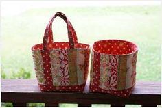 Free Bag Pattern - Friendship Bag