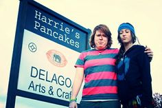 Best pancakes in South Africa hands down! #besties #mates #pancakes #whatcouldbebetter #harriespancakes