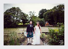 Pari ++ Nick and their woodland fairytale wedding //