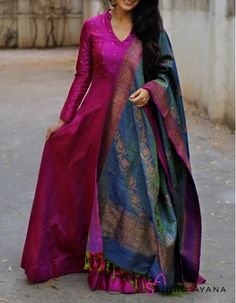 Dresses Gown party wear Desinger dresses Party wear long gowns Indian long dress Designer dresses indian - Make your day memorable with a dress from Ayana House of Ayana specializing in effortle - Indian Long Dress, Indian Gowns Dresses, Dress Indian Style, Long Gown Dress, Saree Dress, Set Saree, Mehndi Dress, Party Wear Long Gowns, Party Wear Kurtis