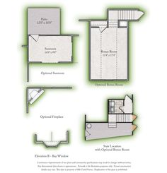 Of course, the Bonus Room! Bill Clark Homes - New Home Builder and Real Estate Developer