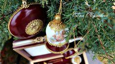 новогодний набор игрушек Ангелок - Ярмарка Мастеров - ручная работа, handmade