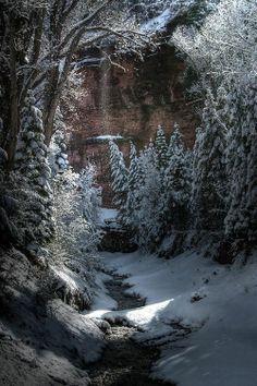 Snow Canyon, Colorado