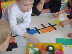 great tabletop train activity