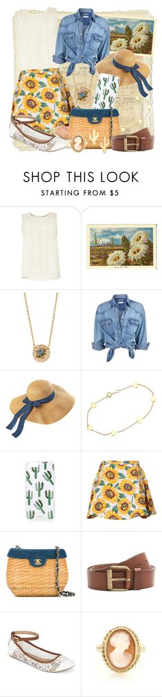 """""""Modern Frances Humber"""" by larkspurlane ❤ liked on Polyvore featuring River Island, Soul Cal, Jennifer Meyer Jewelry, Sonix, Chanel, MANGO, Call it SPRING, CAM and modern"""