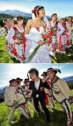 Polish Folk Wedding