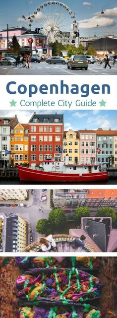 Copenhagen has become the fashionable weekend break and for good reason - some of the best food and restaurants in Europe, a really cool relaxed vibe and some amazing sights. Get the low down and all the top tips for this fabulous Denmark city. Visit Denmark, Denmark Travel, Europa Tour, Tivoli Gardens, Long Holiday, Copenhagen Denmark, Stockholm Sweden, Copenhagen City, Just Dream