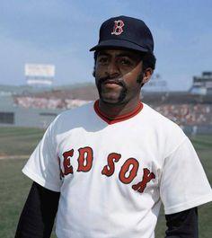 Luis Tiant el estelar lanzador de los Medias Rojas de Boston en 1972