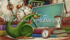 Patience RS - Heaven and Earth Designs Artist: Randal Spangler