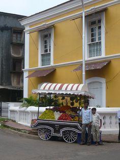 Old Goa, India '08