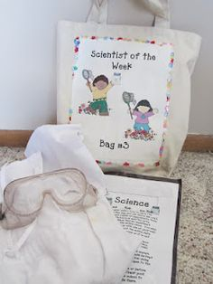 Kindergarten At Heart: Take-Home Bags