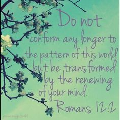 Romans 12:2 by chiniitOs14