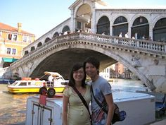 """""""Thanks so much for the wonderful planning for our babymoon to Italy! We had great fun and the detailed itinerary with helpful tips allowed us to easily navigate the various cities we visited. Food recommendations were great too! We appreciate the reminders and welcome SMS-es we received throughout our trip as well, it was very thoughtful of you and put us at ease knowing we can always rely on you..."""" by Tammy & Clement (ITALY, Spring 2011)"""