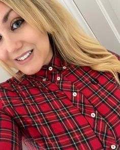 Button Down Collar, Button Up, Polo Shirt Girl, Fred Perry, Shirts For Girls, Plaid, Womens Fashion, Collection, Gingham
