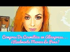 COMPRAS ALIEXPRESS COSMÉTICA NATURAL ¿MERECE LA PENA?